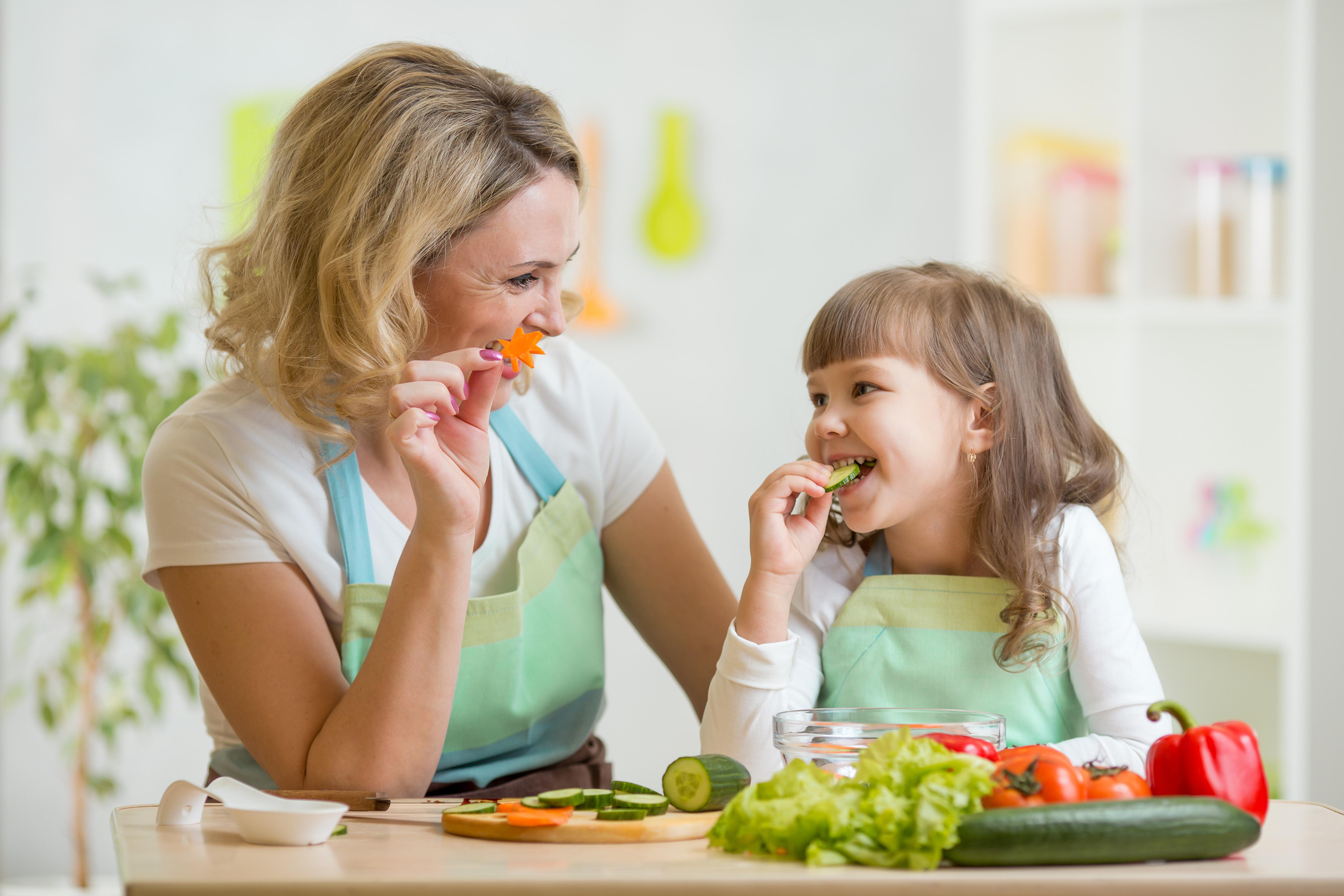 Dieta no cariogénica adaptada a niños