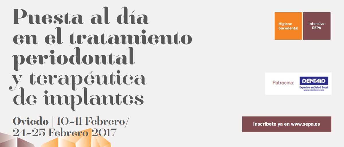 tratamiento periodontal y terapéutica de implantes