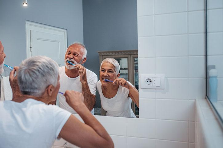 salud bucal en adultos
