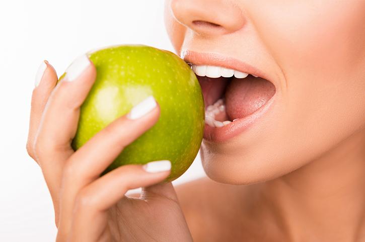 Pautas alimentarias para una buena salud bucal